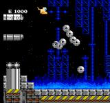 Air Fortress NES Flying nuts