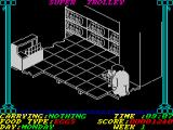 Super Trolley ZX Spectrum Shopping.