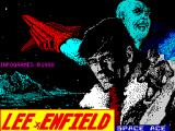 Bob Morane: Science Fiction 1 ZX Spectrum Loading screen.