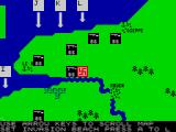 Overlord: The Invasion 6th June 1944 ZX Spectrum German forces.