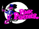 Pink Panther ZX Spectrum Loading screen.