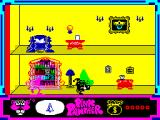 Pink Panther ZX Spectrum Let's go.
