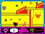 Pink Panther ZX Spectrum Help him.