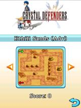 Crystal Defenders Windows Mobile Stage selection