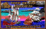 Gold of the Americas: The Conquest of the New World DOS Opening Title