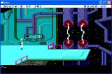 Space Quest 0: Replicated Windows An unfinished room of the space station.