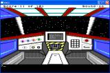 Space Quest 0: Replicated Windows The escape pod is your only way to the surface.