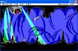 Space Quest 0: Replicated Windows Crash-landing into a swamp on Labion