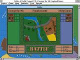 Fields of Battle Windows 3.x Battles are resolved automatically