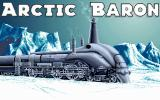 Arctic Baron DOS Title screen (as Arctic Baron)