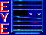 Eye ZX Spectrum Loading screen.