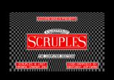A Question of Scruples: The Computer Edition Amstrad CPC Loading screen.