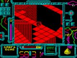 Battle Droidz ZX Spectrum Careful now.
