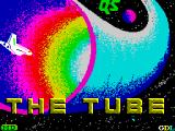 The Tube ZX Spectrum Loading screen.