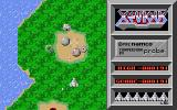 Xevious Atari ST Try to bomb the enemy ground forces