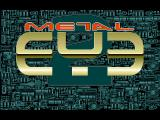 Metal Eye 2 FM Towns Title screen