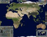 Supreme Ruler: Cold War Windows The World Map.