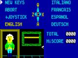 Flunky ZX Spectrum Options.