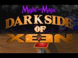 Might and Magic: Darkside of Xeen FM Towns Title screen