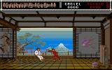 The Karate Kid: Part II - The Computer Game Atari ST Good punch.