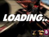 Newman Haas Racing PlayStation Loading Screen.