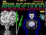 Global Commander ZX Spectrum Loading screen.