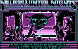 Neverwinter Nights DOS Main Title (CGA)