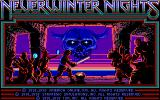 Neverwinter Nights DOS Main Title (EGA/VGA)