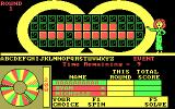Wheel of Fortune DOS Start Round 1