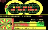 Wheel of Fortune DOS Wow $1500