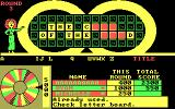 "Wheel of Fortune DOS Wow, $5000. But ""Already used"" (Lose turn)"