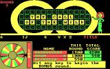 Wheel of Fortune DOS End Round 3 and go to the next Bonus Round