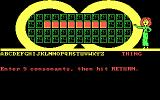 Wheel of Fortune DOS Bonus Round : Enter 5 consonants