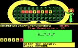 Wheel of Fortune DOS Bonus Round : Enter the answer