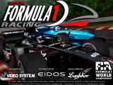 Official Formula One Racing Windows One of the many random title screens
