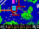 Jet Bike Simulator ZX Spectrum Racing action.