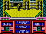 Captain America in: The Doom Tube of Dr. Megalomann ZX Spectrum On a level.