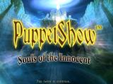 Puppet Show: Souls of the Innocent iPad Title