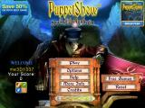 PuppetShow: Souls of the Innocent iPad Main menu