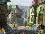 PuppetShow: Souls of the Innocent iPad Game start - the town appears to be empty or run down