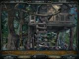 Escape Rosecliff Island iPad Treehouse - objects