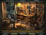 Escape Rosecliff Island iPad Garden Shed - objects