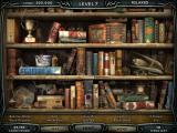 Escape Rosecliff Island iPad Bookshelf - objects