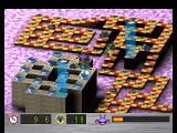 Gubble PlayStation The levels become more complicated and maze-like further into the game.