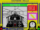 Southern Belle ZX Spectrum At the station.