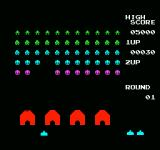 Space Invaders NES The Beginning
