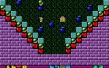 Heartlight DOS Level 23 reversed piramid