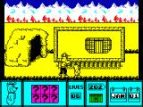 Yogi Bear ZX Spectrum Intro.