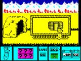 Yogi Bear ZX Spectrum There goes Yogi.