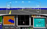 F-15 Strike Eagle II: Operation Desert Storm Scenario Disk DOS Ready to takeoff from USS Constellation (Daily Mission)